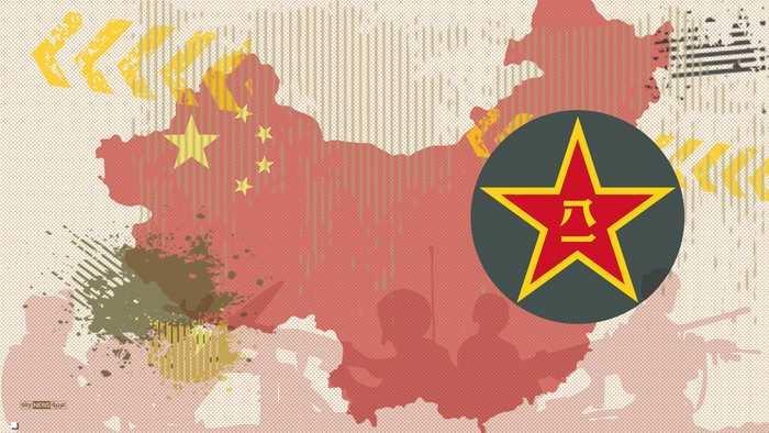 تطوير الجيش الصيني