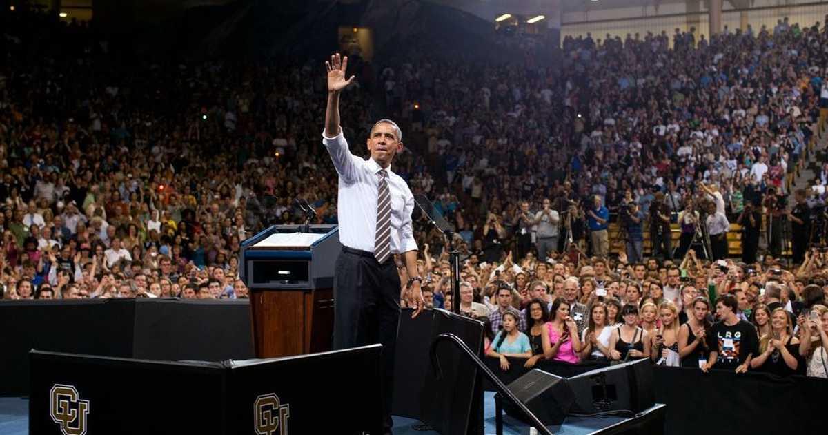 """أوباما يعود.. من باب """"مشروع التصويت"""""""