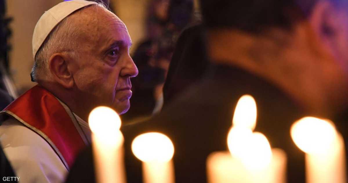 بابا الفاتيكان في مصر.. قداس حاشد بمكان  غير معتاد    أخبار سكاي نيوز عربية