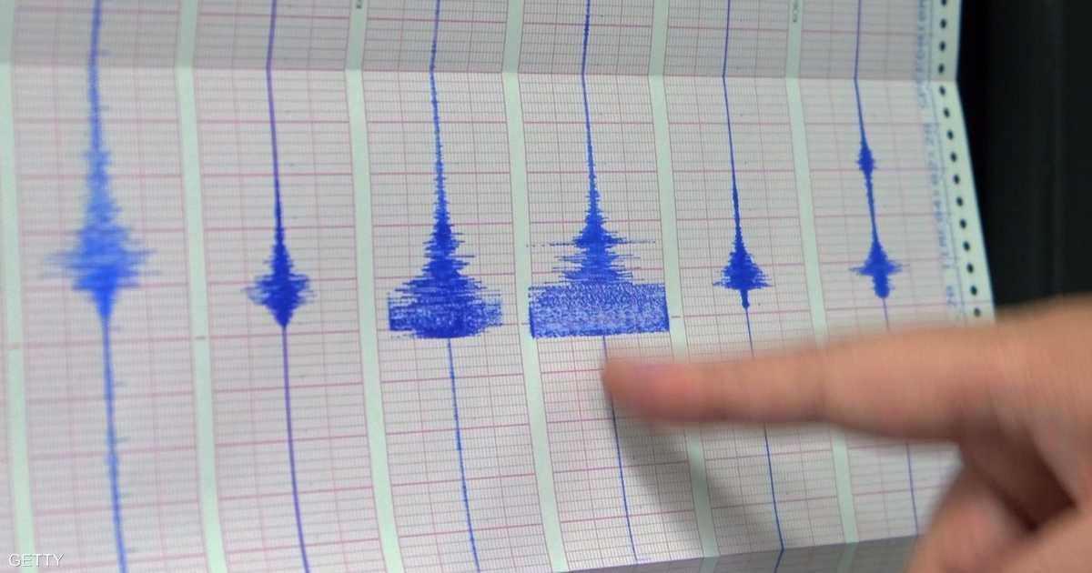 زلزال قوي قبالة القارة القطبية الجنوبية   أخبار سكاي نيوز عربية