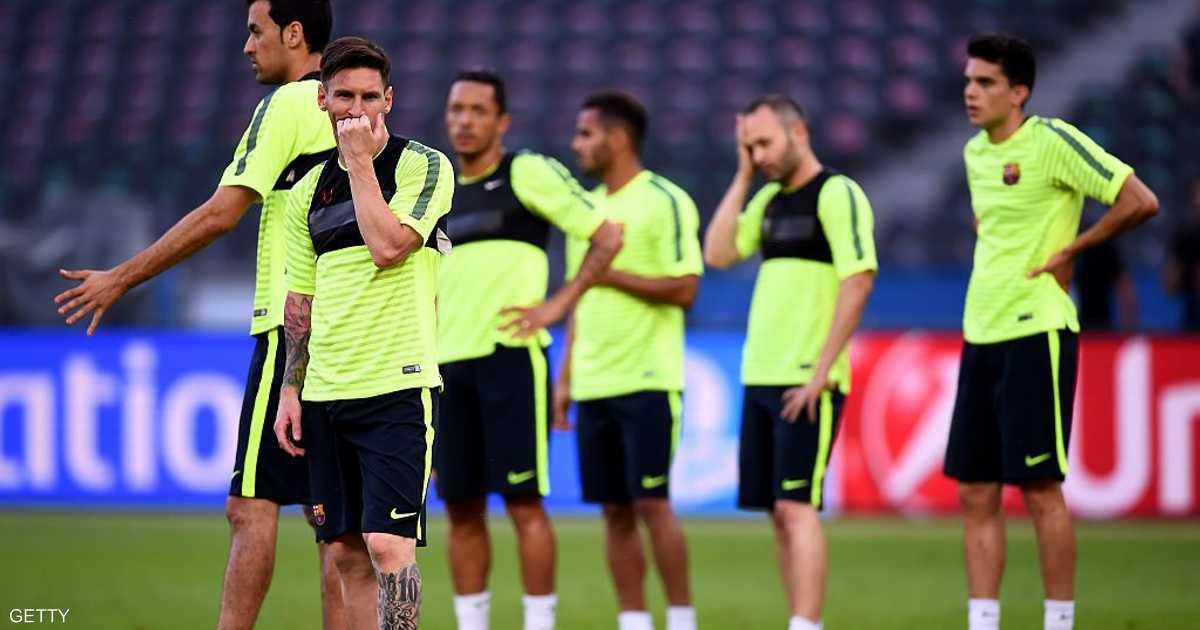 الماركا تكشف هوية الأوفر حظا لتدريب برشلونة   أخبار سكاي نيوز عربية