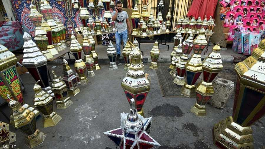 تاريخ الفوانيس في مصر يعود إلى الفاطميين