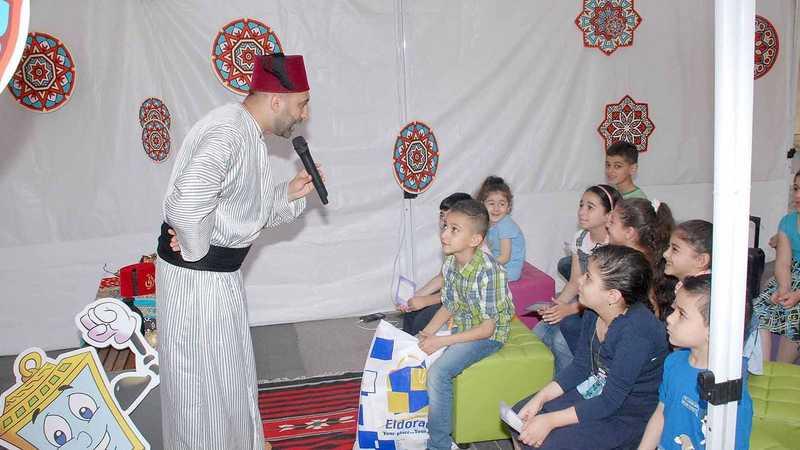سيبانة رمضان تحوير شعبي لكلمة استبانة أي انتظار رؤية الهلال