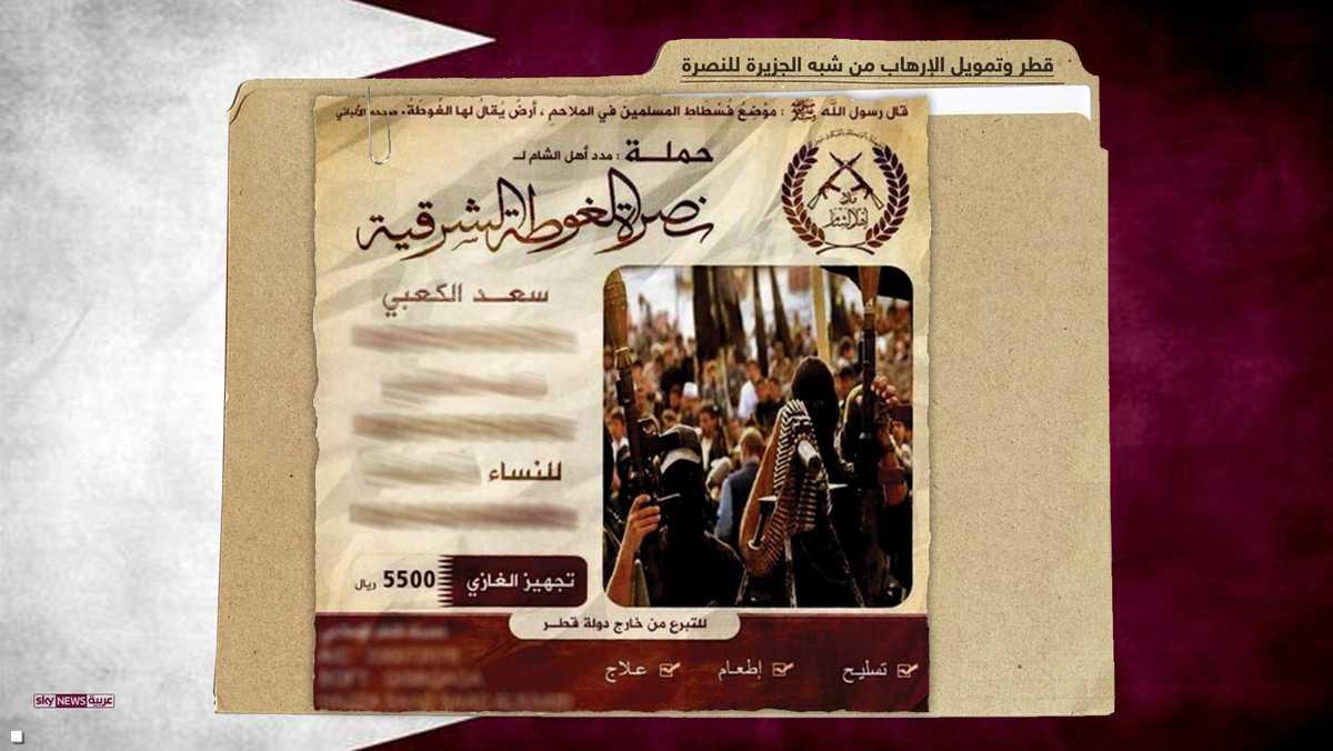 سعد الكعبي وحملة تجهيز الغازي