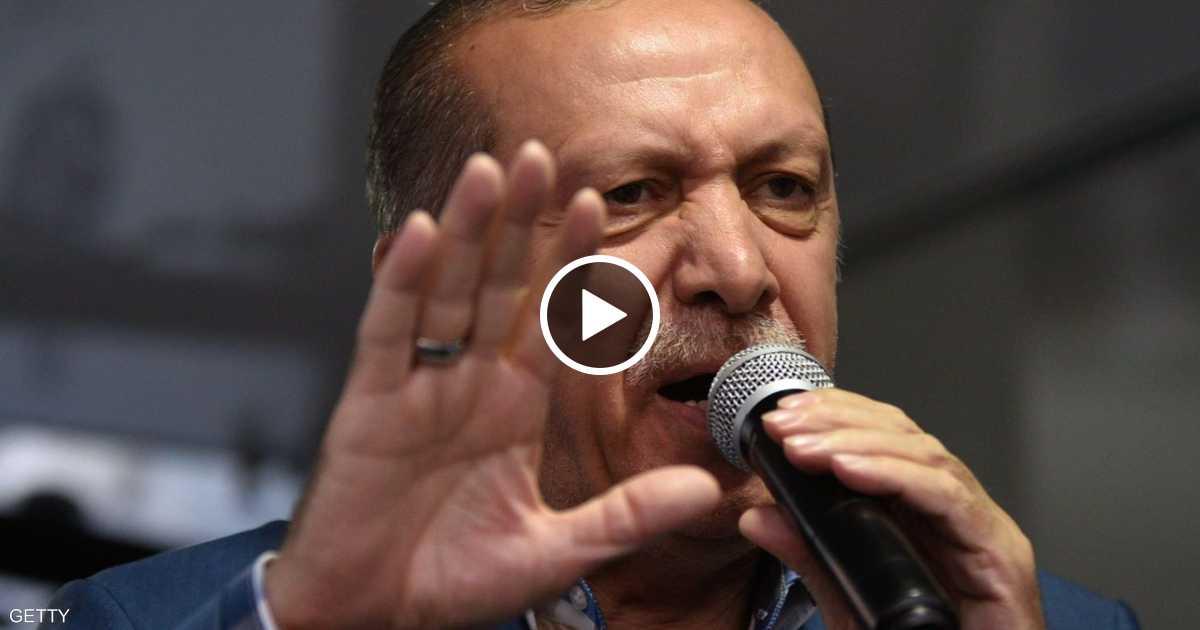 أردوغان يسعى لتصعيد أزمة الجولان دوليا