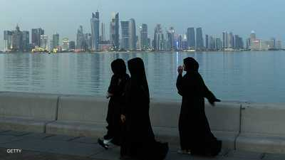 ارتفاع الدين الخارجي لقطر في 2019