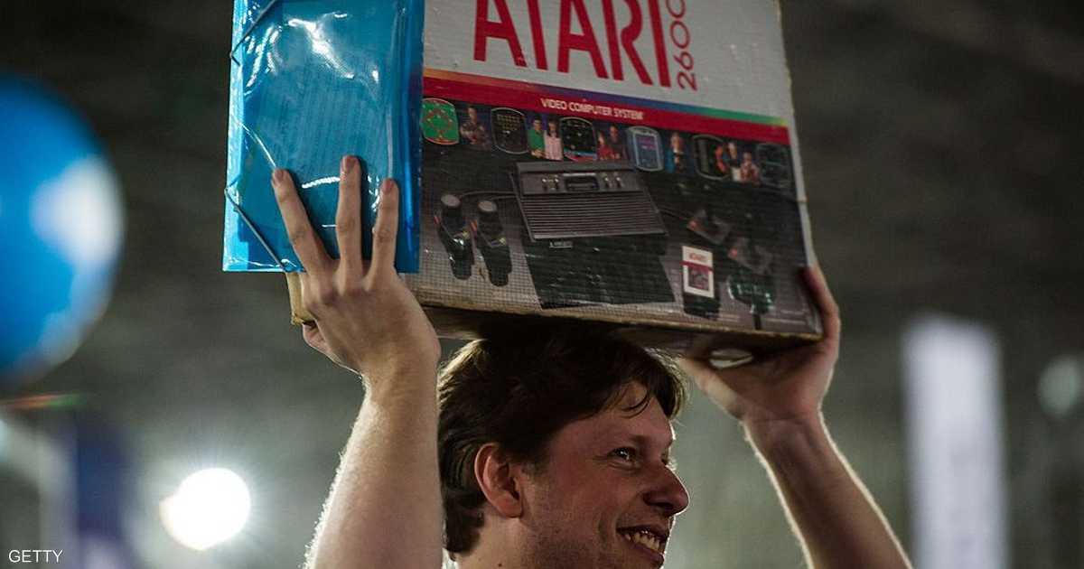 """مفاجأة.. """"أتاري"""" يعود من جديد"""