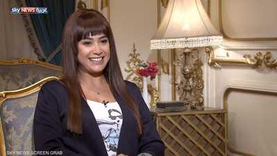 الممثلة التونسية هند صبري