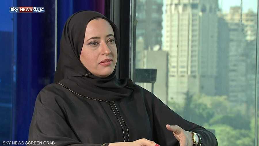 dca3bd349c6c8 لقاء المعارضة القطرية منى السليطي يتصدر في تويتر