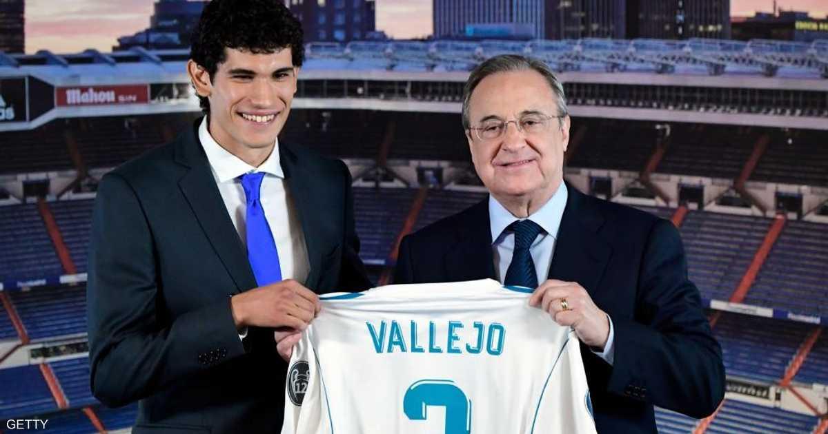 ريال مدريد يقدم لاعبه الجديد   أخبار سكاي نيوز عربية