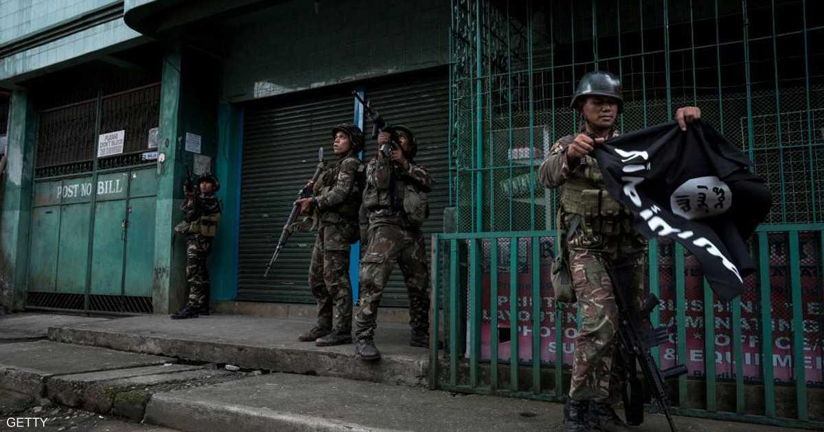 الفلبين تمدد  الأحكام العرفية  بسبب داعش   أخبار سكاي نيوز عربية