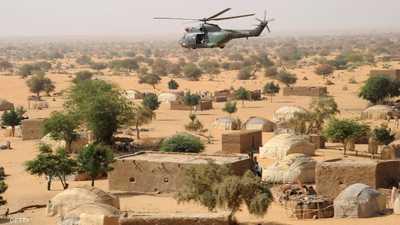 القوات المالية والفرنسية توقف متطرفين في مالي