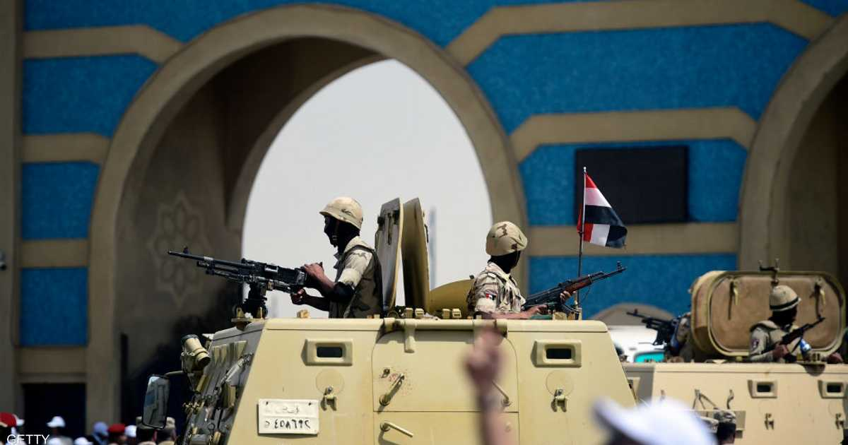 تكتيك الجيش المصري الذي يثمر بمواجهة إرهابيي سيناء   أخبار سكاي نيوز عربية