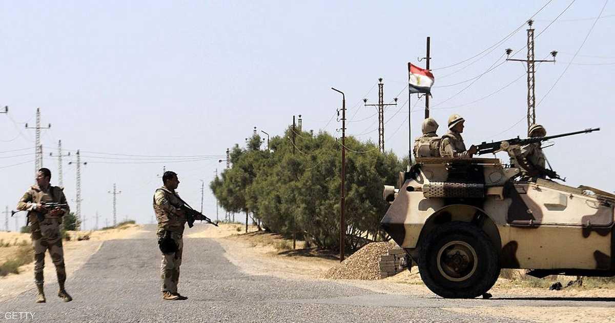 الجيش المصري وغزة.. فبركة جديدة من  الجزيرة  تتحول لقضية   أخبار سكاي نيوز عربية
