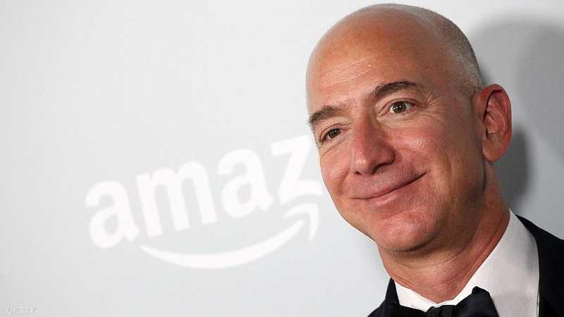 جيف بيزوس أغنى الأغنياء بثروة وصلت إلى 118 مليار دولار