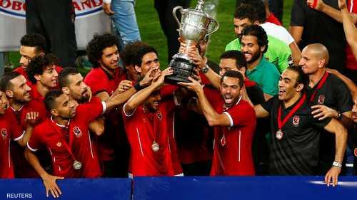 توج الأهلي بلقب كأس مصر للمرة 36 في تاريخه