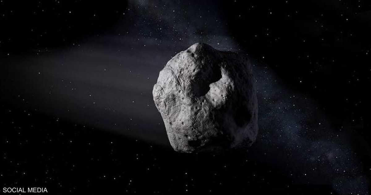أضخم كويكب يتجه نحو الأرض خلال ساعات