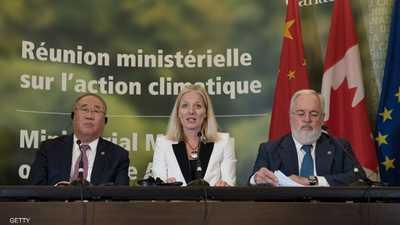 اجتماع دولي في كندا لبحث اتفاقية التغير المناخي
