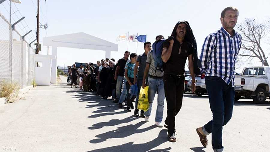 اللاجئون إلى أوروبا أغلبهم يأتي من أفريقيا