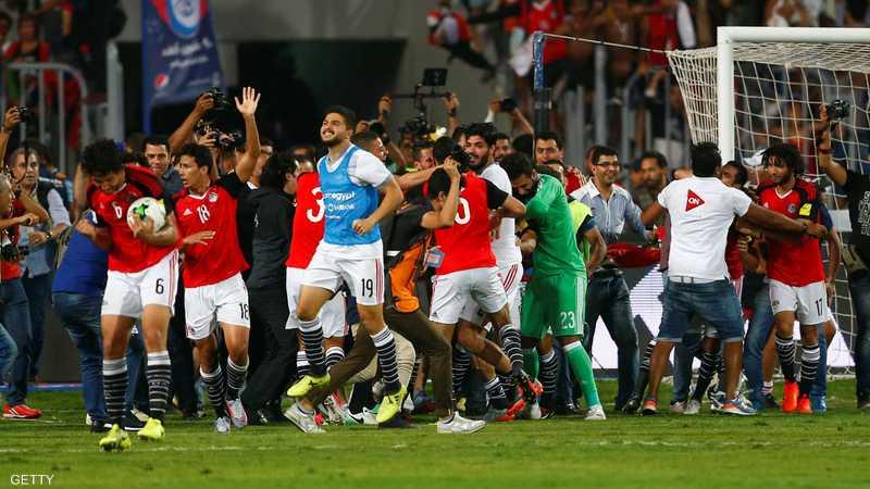 مصر تأهلت بعد غياب 28 عاما