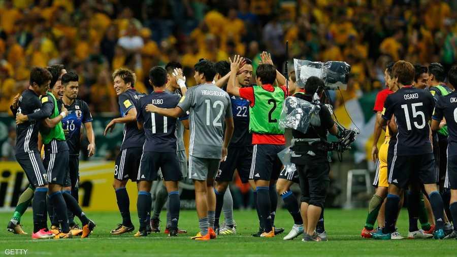 منتخب اليابان لا يغيب عن النسخ الأخيرة