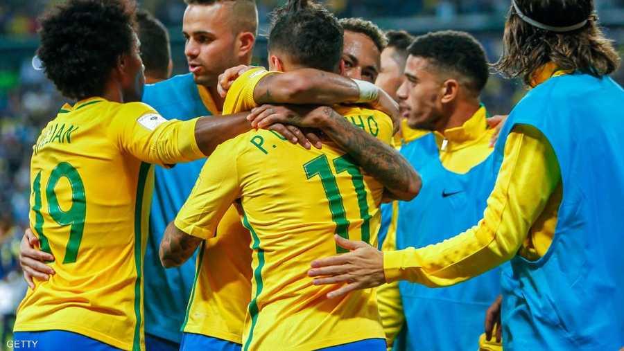البرازيل تأهلت بعد مسيرة رائعة