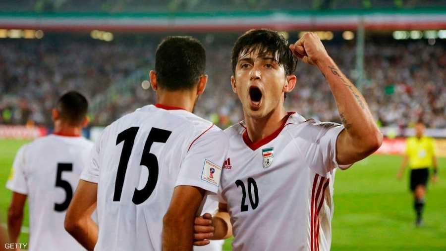 إيران ستظهر بالمونديال للمرة الثانية على التوالي