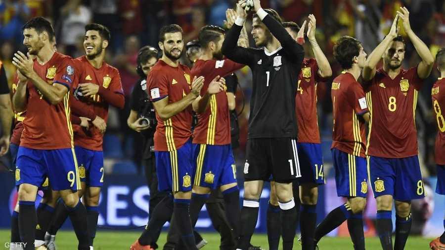 إسبانيا عبرت على حساب إيطاليا القوية