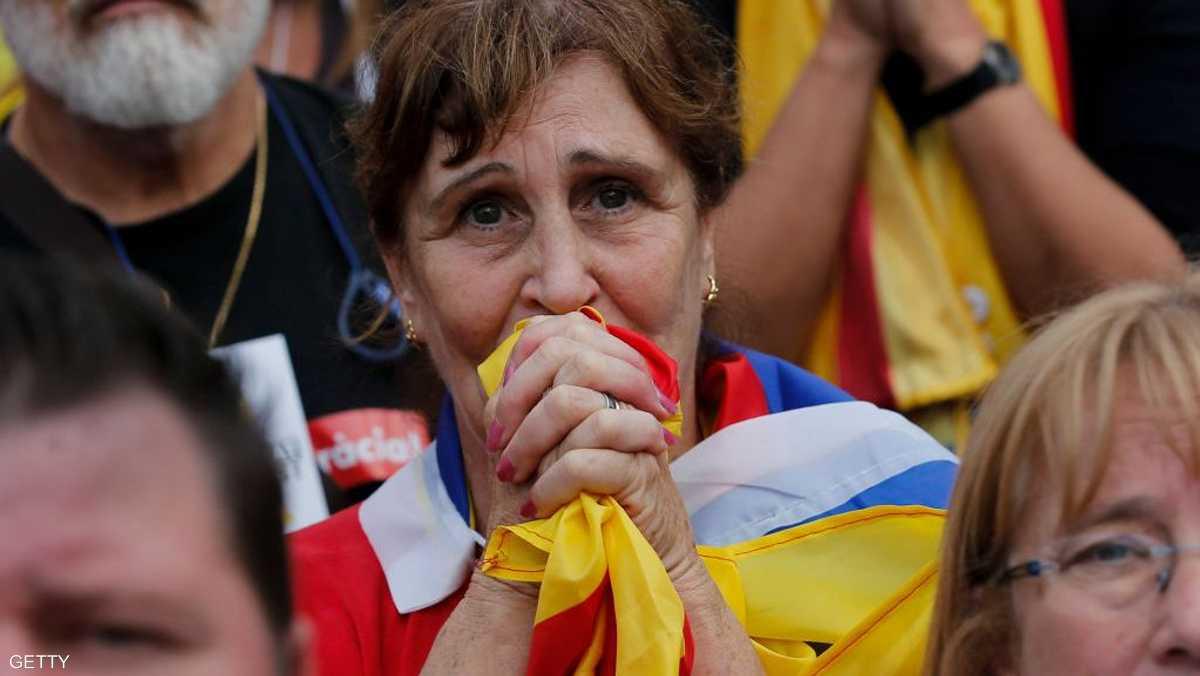 حلم الاستقلال يراود الكتالونيين منذ أمد بعيد