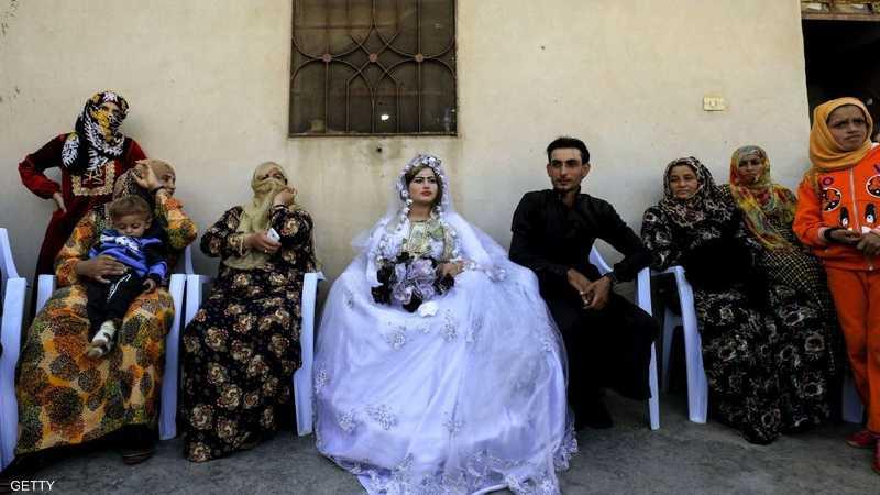 العروس هبة والعريس أحمد.. مستقبل بلا إرهاب