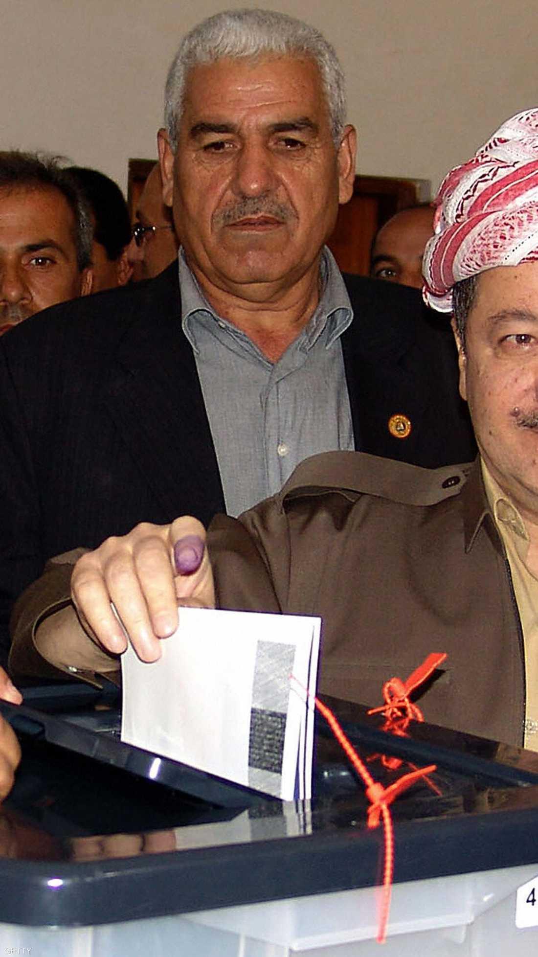 تولى إدارة الإقليم الكردي بقبضة حديدية منذ عام 2005