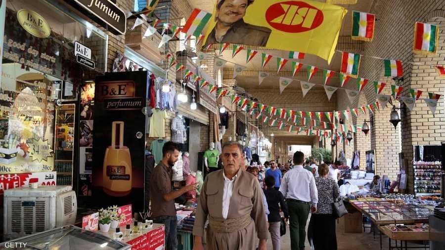 ازدهر الإقليم في عهده في حين ظلت بقية أرجاء العراق في حرب