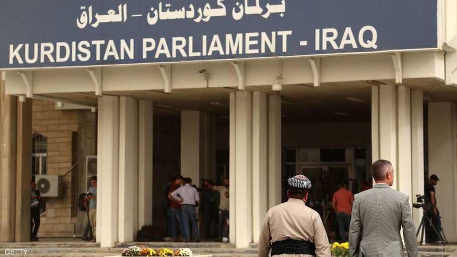 هيمن برزاني والحزب الديمقراطي الكردستاني على مركز السلطة
