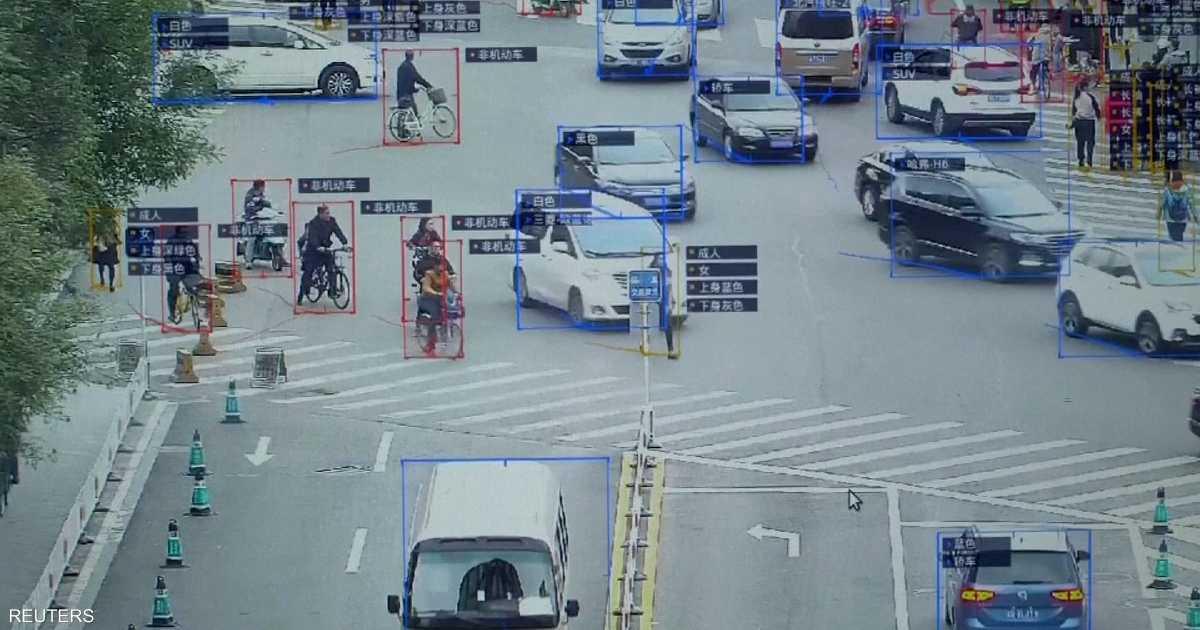 """بالفيديو.. تقنية """"مخيفة"""" في شوارع الصين"""