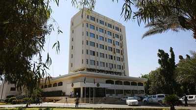 مبنى الخارجية السودانية