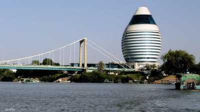 جانب من العاصمة السودانية الخرطوم
