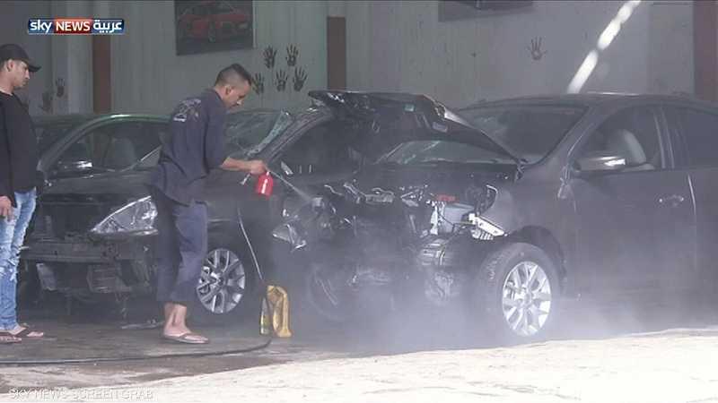 انتعاش سوق السيارات المستعملة في مصر