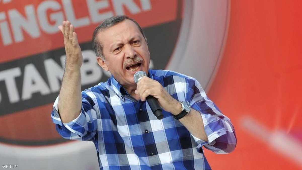 الفضيحة تثير غضب أردوغان خطاب ناري ضد محاكم غولن 1-1001425