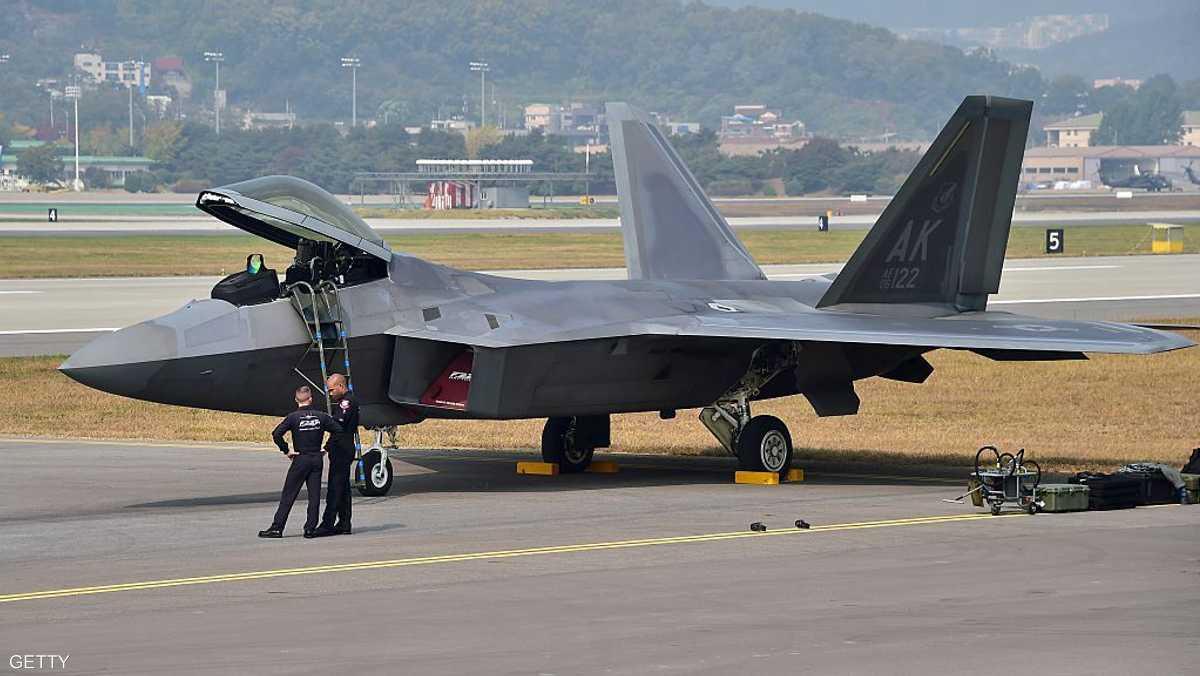 ردا على صاروخ كوريا الشمالية الولايات المتحدة تدفع بالشبح 1-1001445