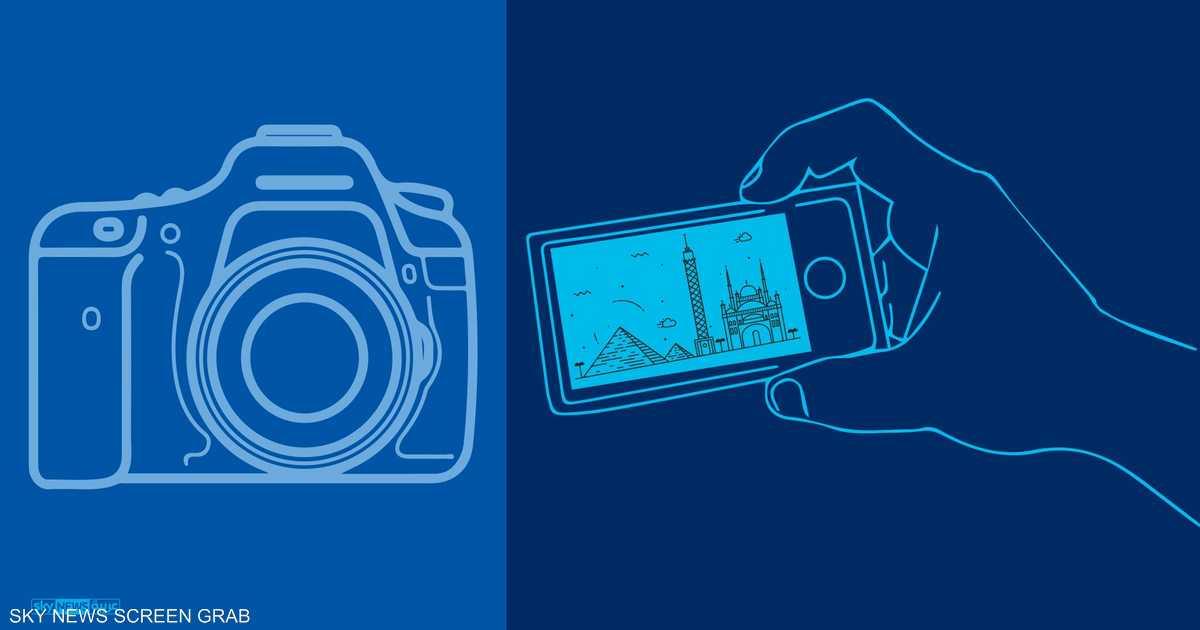 إنفوغرافيك.. الهواتف الذكية تقتل الكاميرات لهذه الأسباب