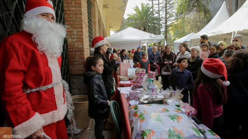 Du marché de Noël d'Alger