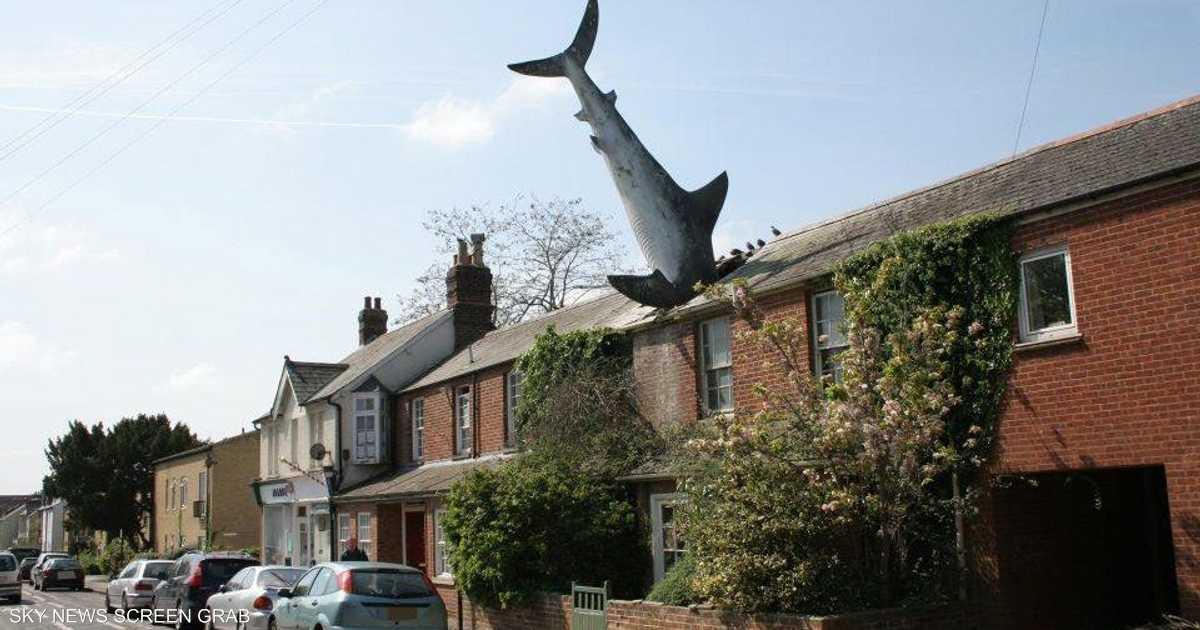 """بعد 30 عاما.. خبر سعيد لصاحب """"منزل القرش"""""""