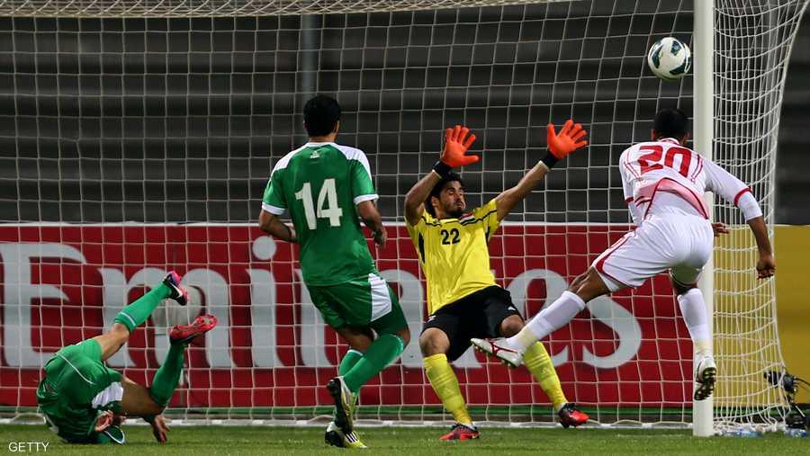 الإمارات هزمت العراق بالوقت الإضافي وحققت لقبها الثاني