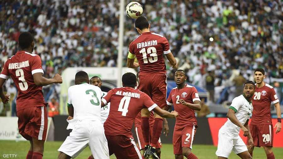 قطر حاملة لقب كأس الخليج