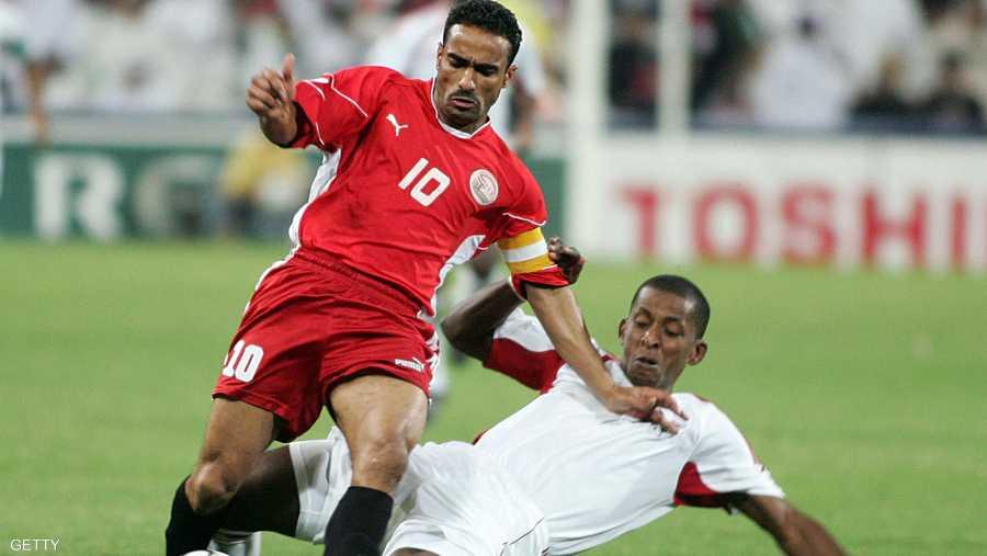 اليمن بدأ المشاركة في البطولة عام 2003 بالكويت