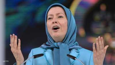 رجوي: لا حل في إيران مع نظام الملالي في البلاد