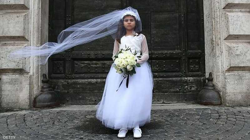 امريكا تحظر زواج الاطفال
