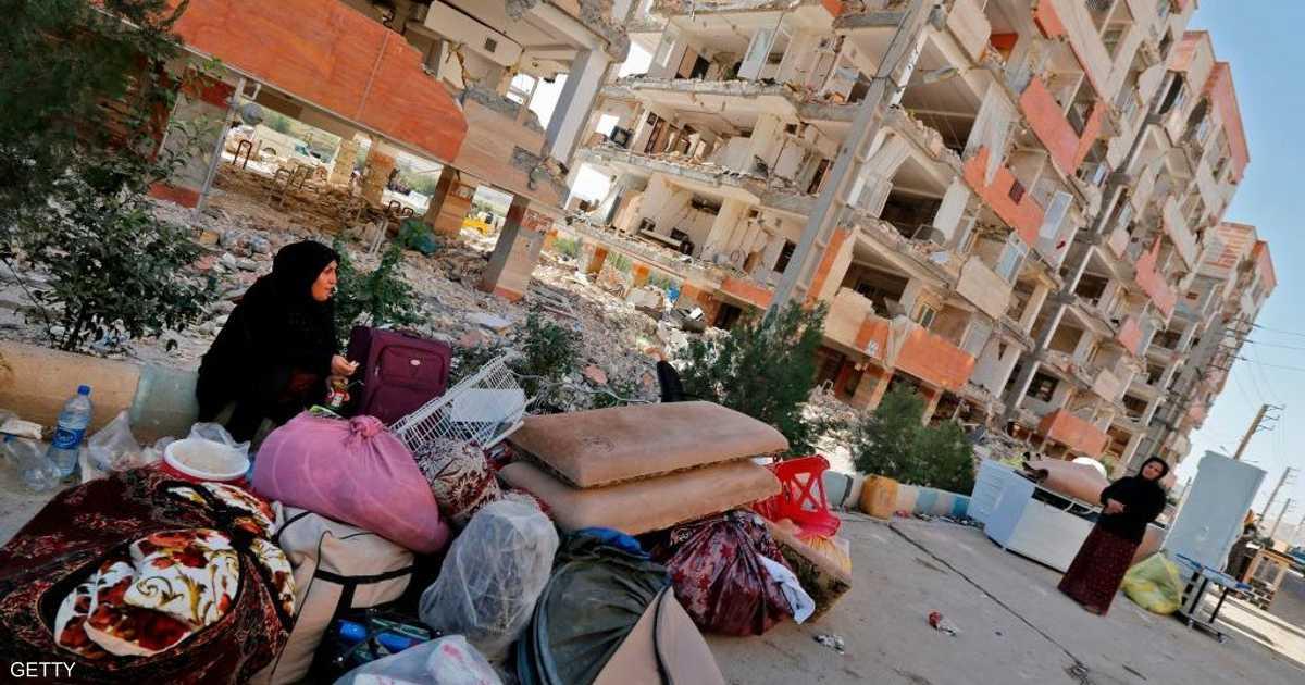 زلزال-جديد-يضرب-كرمنشاه-غربي-ايران