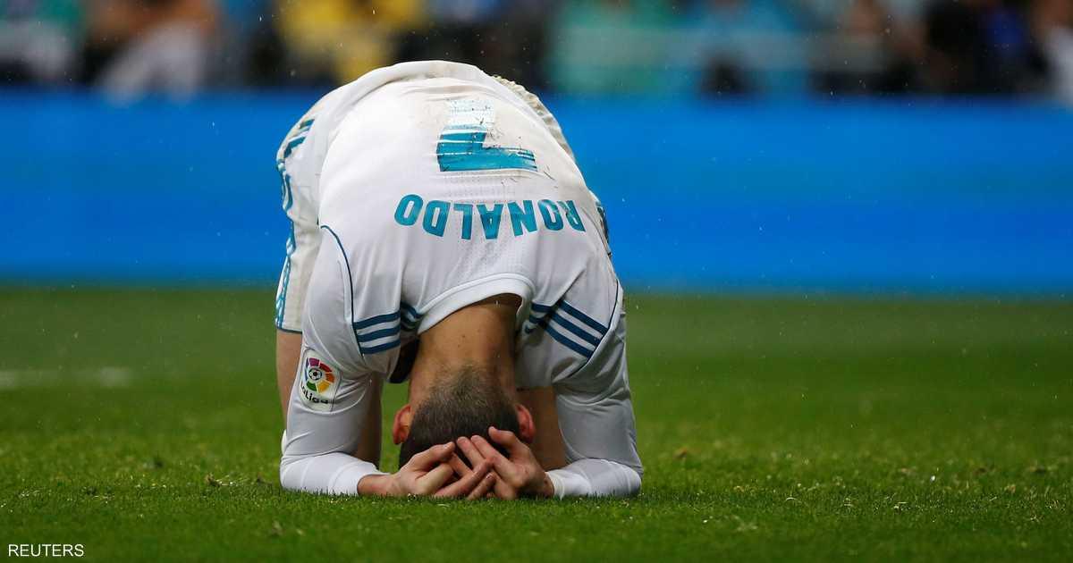 الارقام..-خيبة-ريال-مدريد-في-دوري-للنسيان