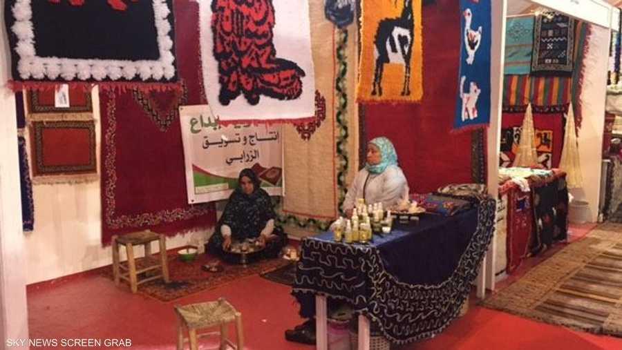 يتميّز المعرض بكونه ملتقا مهنيا وتجاريا يجمع كبار الحرفيين
